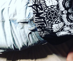 black, bmth, and jeans image