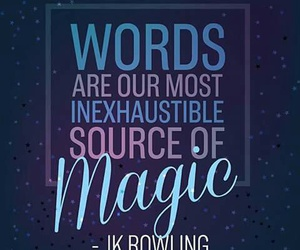 books, words, and magic image