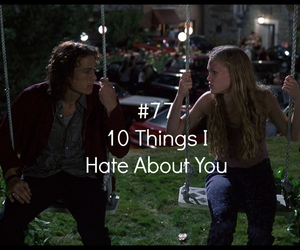 10 things i hate about you, heath ledger, and Joseph Gordon-Levitt image
