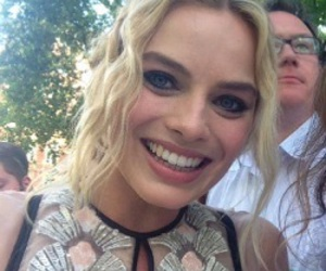 icon, margot robbie, and aesthetic image