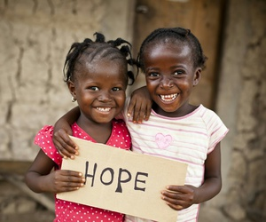 hope, child, and africa image