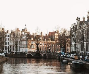 amsterdam and city image