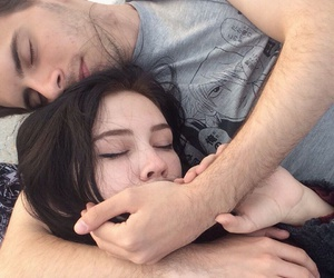 aesthetic, couple, and indie image