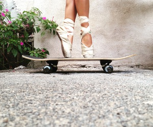 dance, skate, and skater image