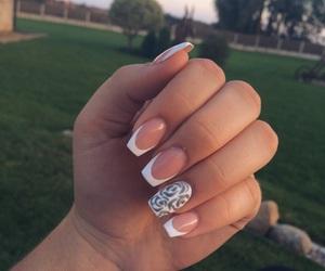 france, nails, and polish image
