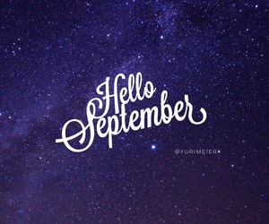 hello september image