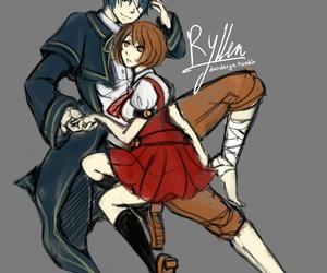 kaito, meiko, and vocaloid image