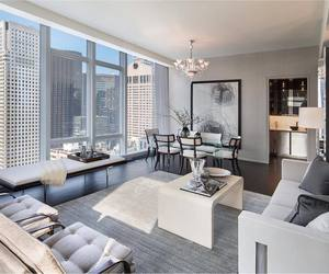 condo, interior, and luxury image