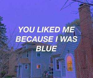 halsey, blue, and colors image