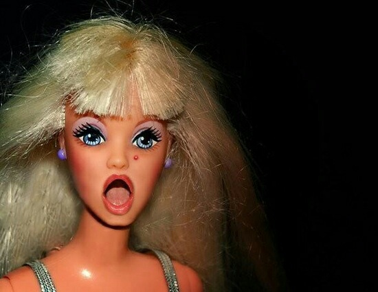 barbie, dp, and OMG image