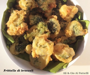 fritto, broccoli, and antipasto image