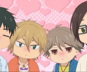 anime, kiss him not me, and watashi ga motete image