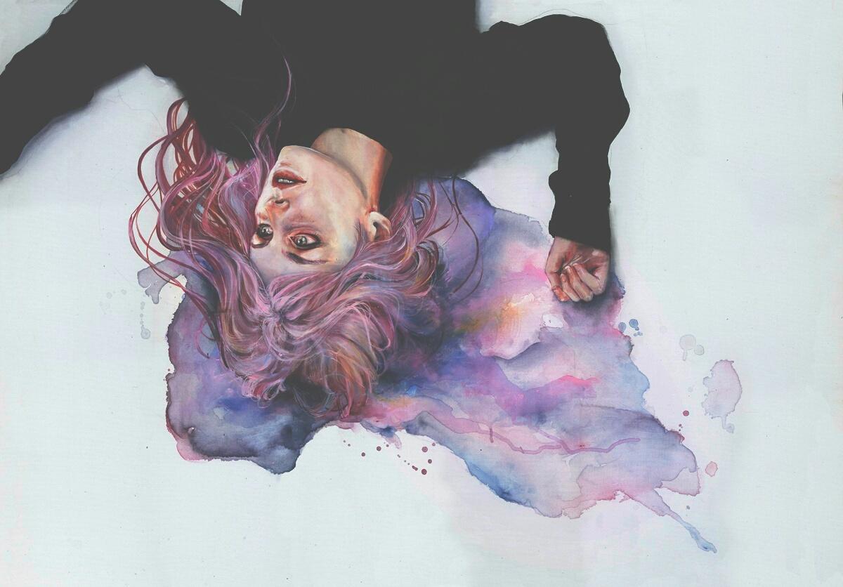 art, fanart, and purple image