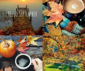 autumn and September image