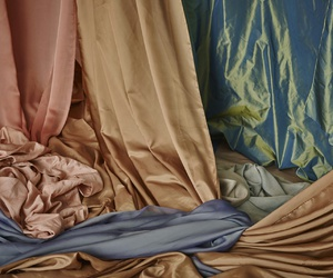 blue, fabric, and texture image