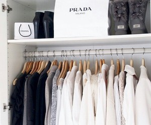 fashion, Prada, and clothes image