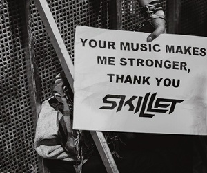 skillet and music image