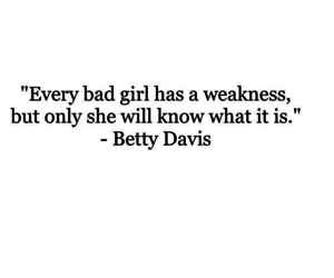 bad girl, quote, and good girl image