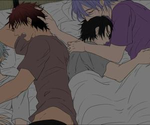 couple, knb, and cute image