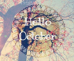 dp, october, and hello october image