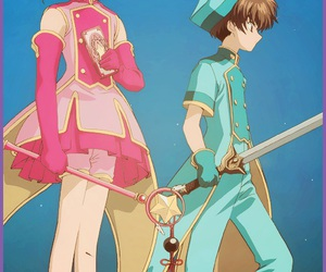 anime and card captor sakura image