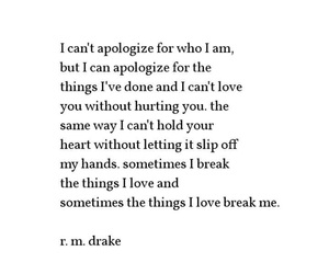 broken, destruct, and Drake image