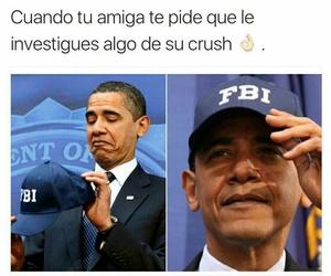 funny, meme, and fbi image