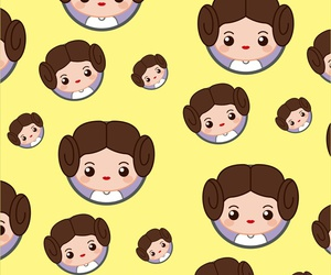 Princess Leia, star wars, and wallpaper image