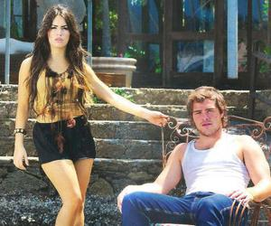 casi angeles, teen angels, and peter lanzani image