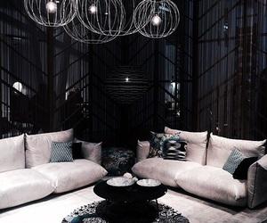 dark, home, and decor image
