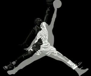 jordan, Basketball, and sport image