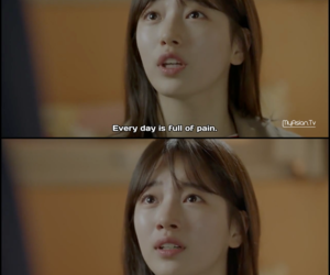 bae suzy and uncontrollably fond image