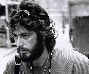 70s, hollywood, and alpacino image