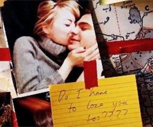 love, peter parker, and gwen stacy image