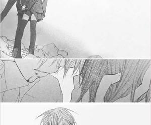 couple, vampire knight, and yuki kuran image