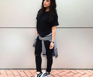 girl and vans image
