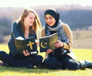muslim, religion, and peace image