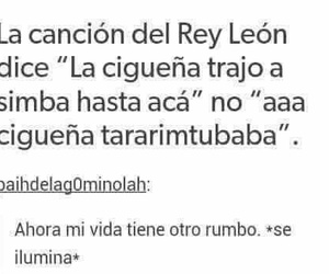 funny and rey león image
