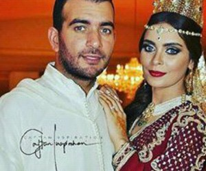 beauty, mariage, and morocco image