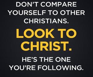 Christ, faith, and follow image