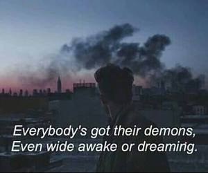 5sos, jet black heart, and demons image