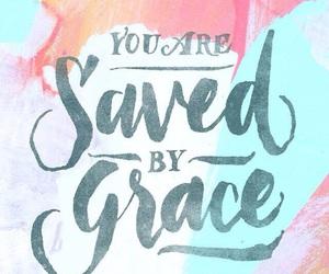 faith, grace, and jesus image
