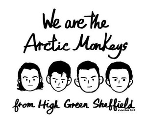alex, am, and arctic monkeys image