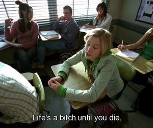 veronica mars, kristen bell, and life image