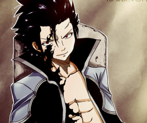 fairy tail, gray fullbuster, and gray image