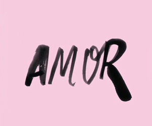 love, background, and pink image
