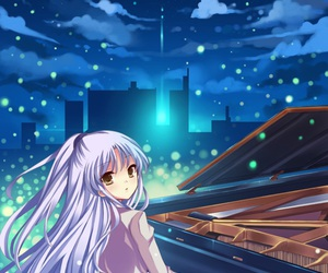 angel beats and kanade image