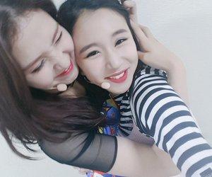 chaeyoung, twice, and ioi image