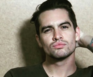 brendon urie, kiss, and patd image