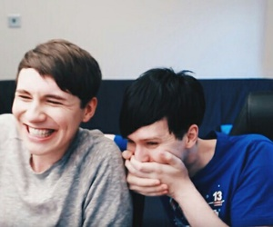 dan howell and phil lester image